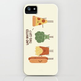 Party Crasher iPhone Case