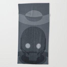Rogue One Minimalist Beach Towel