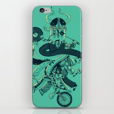 I don't know what to do with my life iPhone & iPod Skin