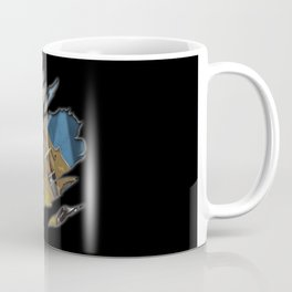 Cello Violin Coffee Mug