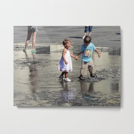 one moment in time Metal Print