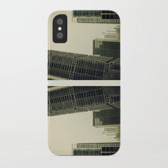 Dwntwn iPhone Case