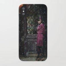 Snowscape II iPhone X Slim Case