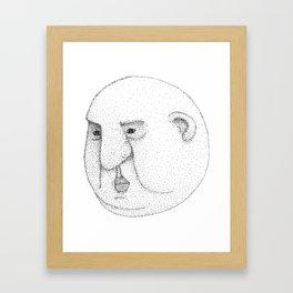 Zumo Framed Art Print