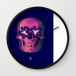 EMBRACE ETERNITY (I Can't Control It) Wall Clock