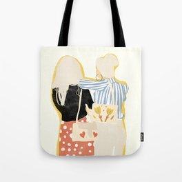 Fashion Friends Tote Bag