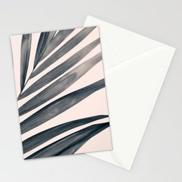Gray Palm #1 Stationery Cards