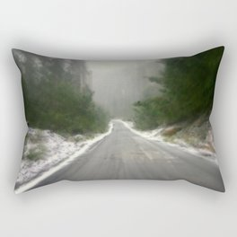 It's cold Down - Under! Rectangular Pillow