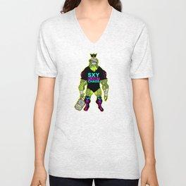 Frog Prince Unisex V-Neck