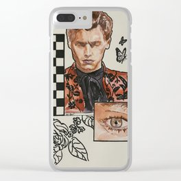 """""""Only Angel"""" by Mauri Clear iPhone Case"""