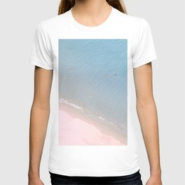 """Ocean dreams"". At the paradise T-shirt"