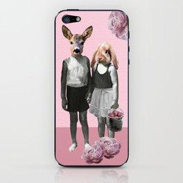 animal love iPhone Skin