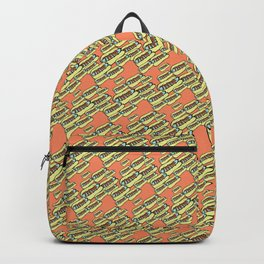 Skeeter Hotdogs Backpack