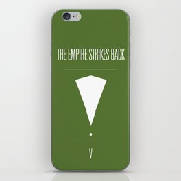 The Empire Strikes Back iPhone Skin