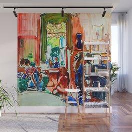 Frances Hodgkins Piano Lesson Wall Mural