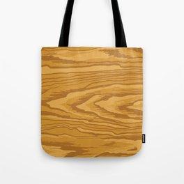 Woodgrain Background Vector Tote Bag