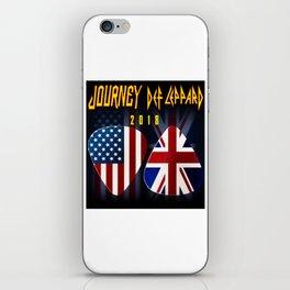 Def Lepp & Journey iPhone Skin