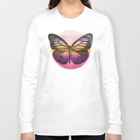 eric fan Long Sleeve T-shirts featuring Flight - by Eric Fan and Garima Dhawan  by Eric Fan
