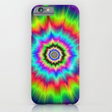 Psychedelic Explosion Slim Case iPhone 6