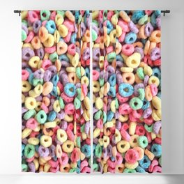 Fruit Loops Blackout Curtain