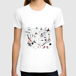 Joan Mirò #5 T-shirt