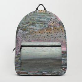 Yellowstone Cutthroat Trout Backpack