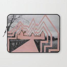 Trakai Castel // de-characterization Laptop Sleeve