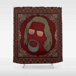 Dude Shower Curtain