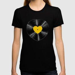 Vinyl Love T-shirt