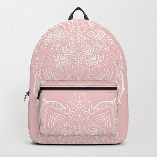 Winter Spirit - Blush Backpack