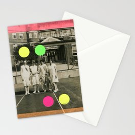 7 Balls Stationery Cards
