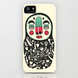 Matryoshka Matrioska iPhone Case
