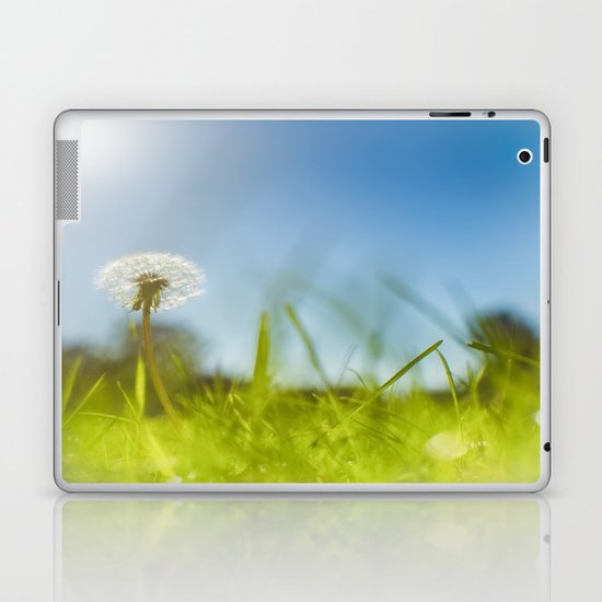 Blue & Green & Dandy Laptop & iPad Skin