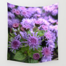 Flower BB Wall Tapestry