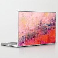 darren criss Laptop & iPad Skins featuring Criss Cross by RDKL, Inc.