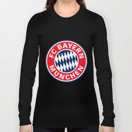 bayern munchen fc Long Sleeve T-shirt