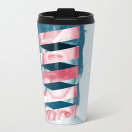 Bowie twist Travel Mug