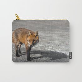 Milky-Eyed Fox Carry-All Pouch