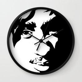 Makaveli Black and White Poster Wall Art Artwork Print Wall Clock