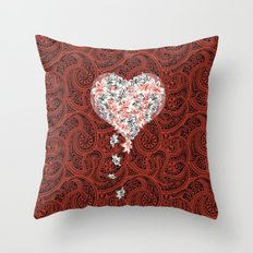 Pattern lovers Throw Pillow