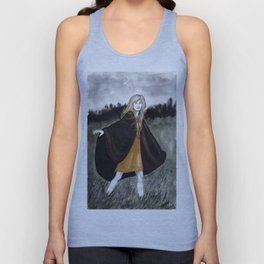 Autumn Twilight Unisex Tank Top