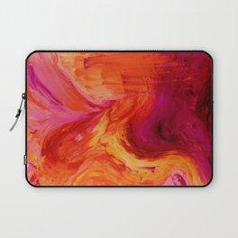 Abstract Hurricane II by Robert S. Lee Laptop Sleeve