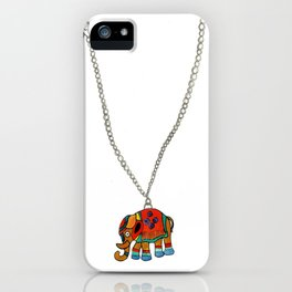 Elmer's adornment iPhone Case