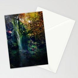 Mallyan Spout Waterfall Stationery Cards