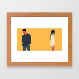 TOGETHER-8 Framed Art Print