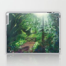Forest Gate - Wormelow, Herefordshire Laptop & iPad Skin
