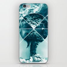 Atomic Space iPhone & iPod Skin