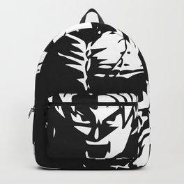 Goku train insaiyan Backpack