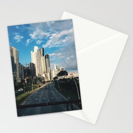 Panama City, Panama Stationery Cards