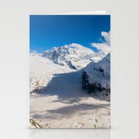 switzerland Stationery Cards featuring Switzerland - Panorama (RR66) by RR Photo | Landscape Photography